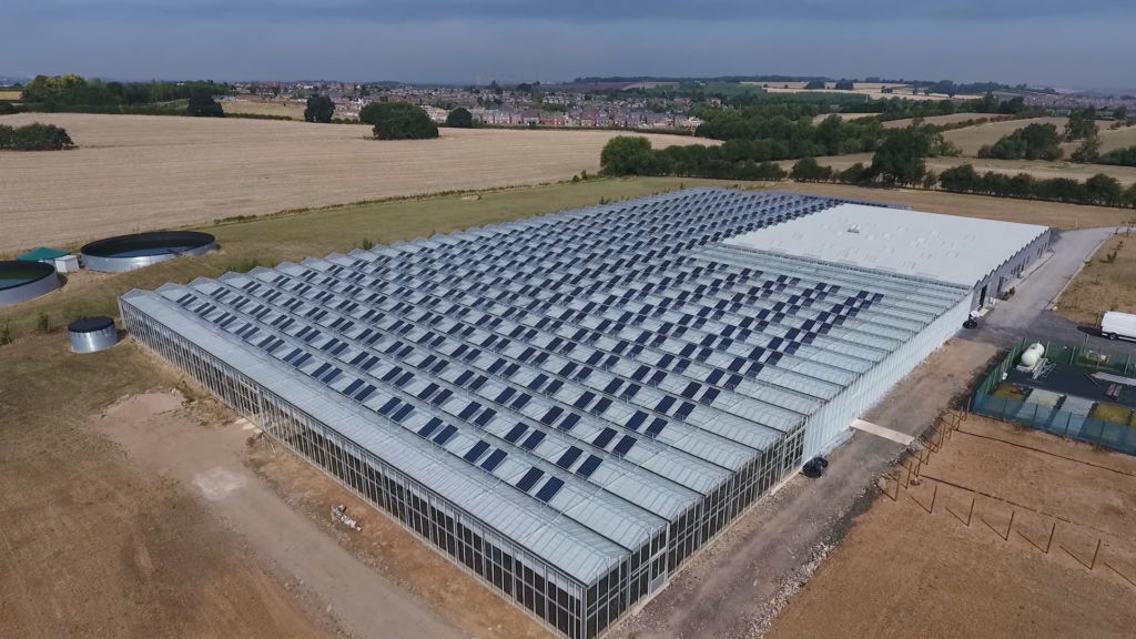 Roof Mounted Solar PV Systems For Farms