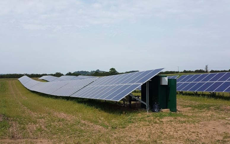 Benefits of Solar PV for Agriculture
