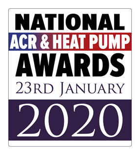 finalists in the National ACR and Heat Pump Awards