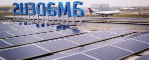 Heathrow Solar Panels