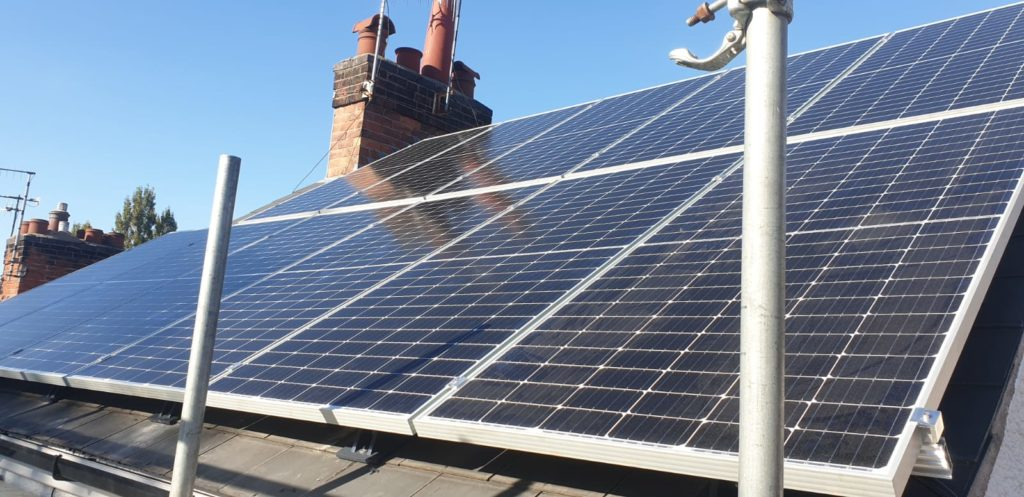 Geo Green Solar Panel Maintenance & Servicing Plans