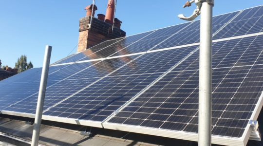 Nottingham Solar Panels