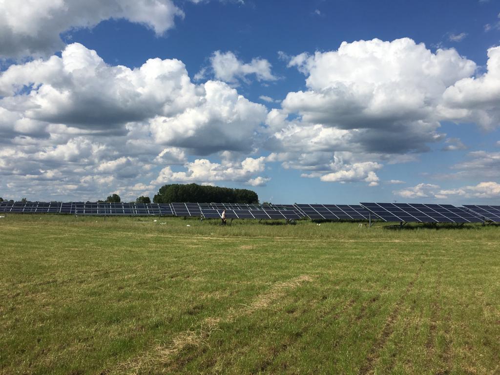Volmary Solar Installation