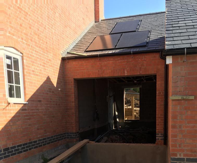Solar PV on New Build