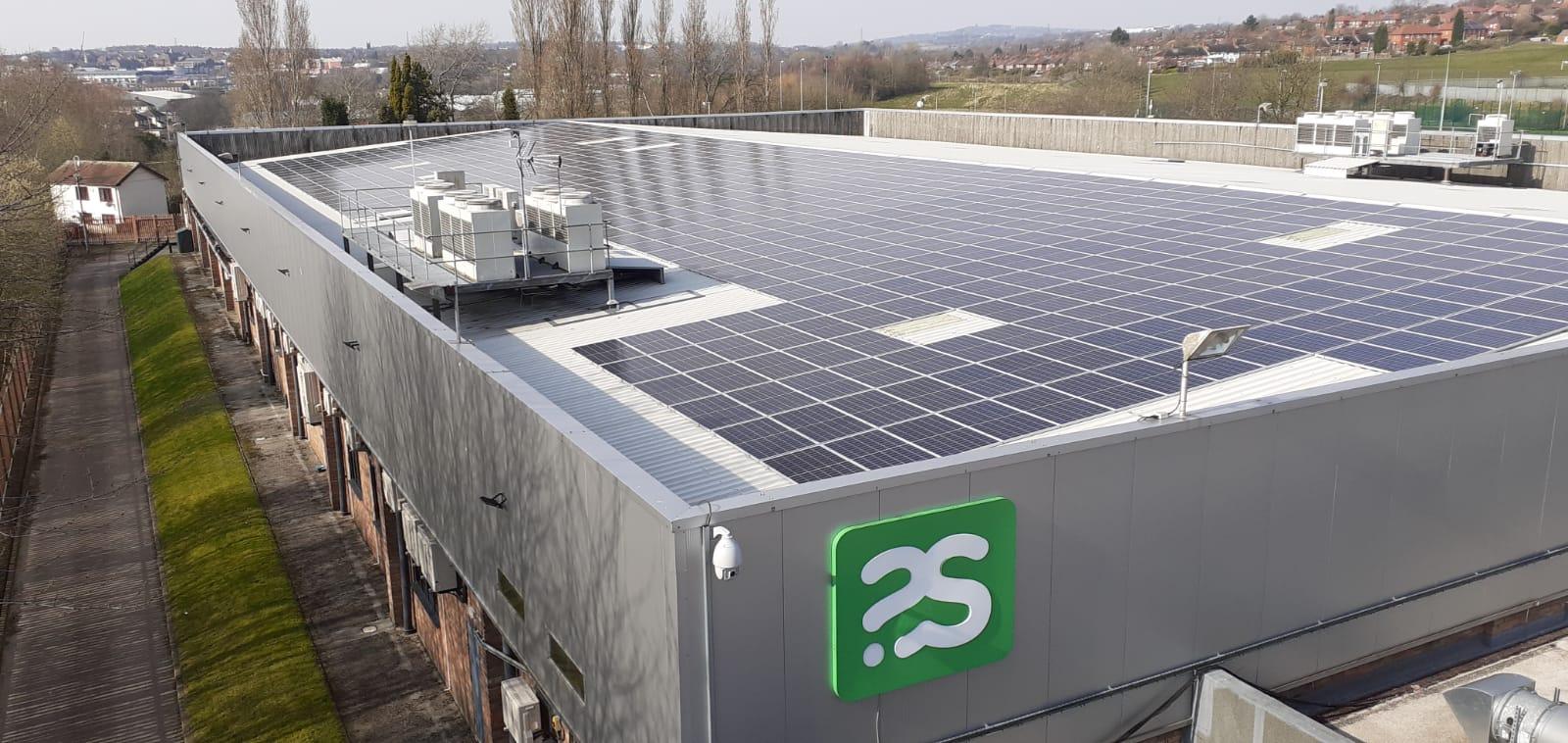 Synectics Solutions Solar PV