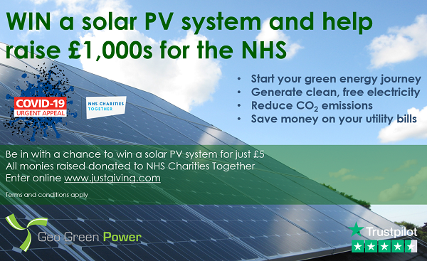 Win Solar Panel Competition