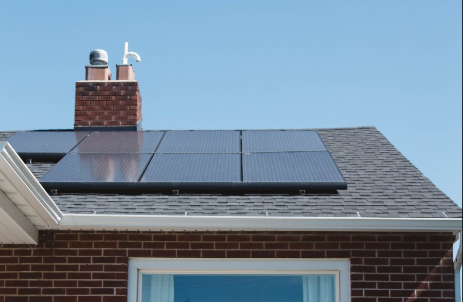 How long does solar panel installation take for a house?