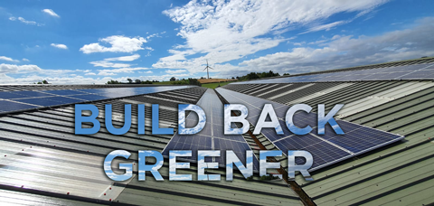 Build Back Greener