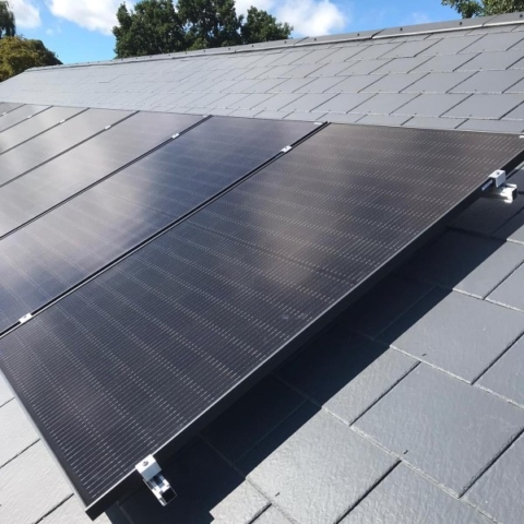 Geo Green Solar New Build