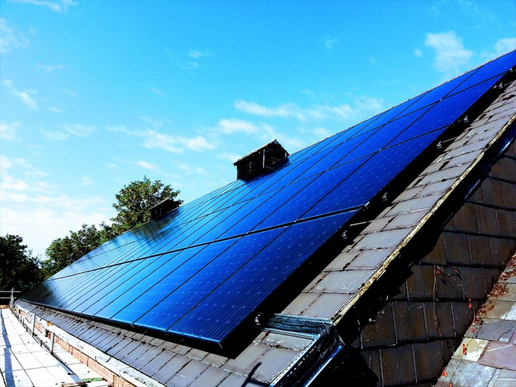 How does a solar system benefit your wallet and the planet?