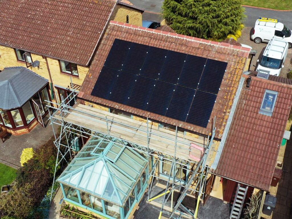 Why Choose us for your Domestic Solar Panels?